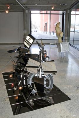 Karim Ghelloussi-David Ancelin - La Station -  Art Contemporain - Nice - La Station à Villeurbanne