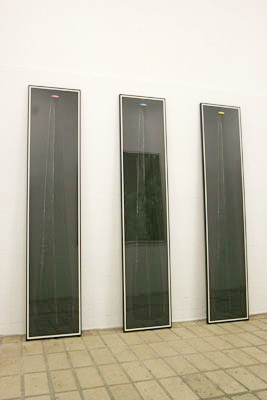 Vladimir Skoda - Sans titre 4, 5, 6, 2008  - La Station -  Art Contemporain - Nice - My eyes keep me in trouble