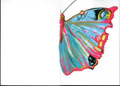 Ingrid Luche - Papillon, 2010 - La Station -  Art Contemporain - Nice - Ingrid Luche / Bruno Serralongue
