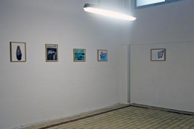 Ingrid Luche - Dessins, 2010 - La Station -  Art Contemporain - Nice - Ingrid Luche / Bruno Serralongue