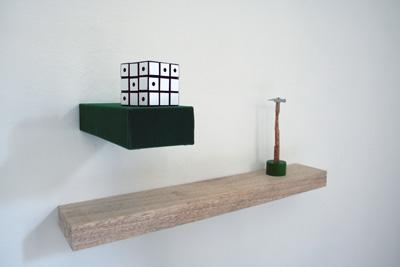 Nelly Maurel - Les Rapports objectifs — 2007  - La Station -  Art Contemporain - Nice - Invitation furtive pour candidatures spontanées