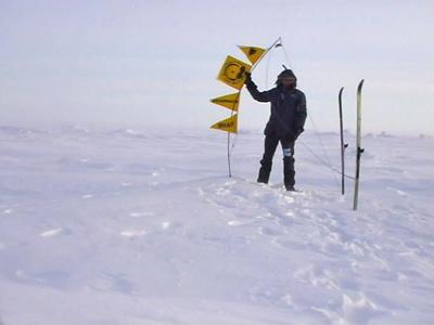 Laurent Tixador - North Pole - La Station -  Art Contemporain - Nice - La Grande Symbiose II