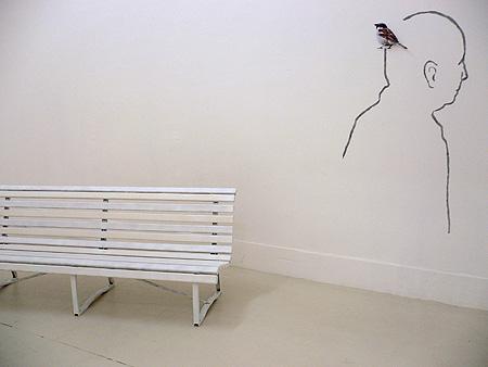 Caroline Gagn - L'occupant des lieux - La Station -  Art Contemporain - Nice - Eve Cadieux – Amélie Laurence Fortin – Caroline Gagné