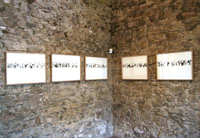 Emmanuel Régent - File 13, 14, 15, 16, 17 2006-2007  - La Station -  Art Contemporain - Nice - Subito