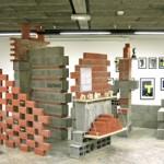 Sarah Tritz - éh HA et…2008   - La Station -  Art Contemporain - Nice - La Station à Villeurbanne