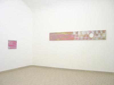 Adrian Schiess - vue de l'exposition - La Station -  Art Contemporain - Nice - Adrian Schiess