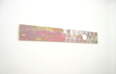 Adrian Schiess - Coucher de soleil avec pleine lune — 2006 - La Station -  Art Contemporain - Nice - Adrian Schiess