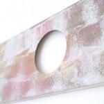 Adrian Schiess - Coucher de soleil avec pleine lune (détail) — 2006 - La Station -  Art Contemporain - Nice - Adrian Schiess