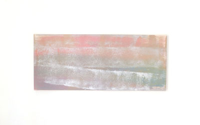 Adrian Schiess - Coucher de soleil — 2006 - La Station -  Art Contemporain - Nice - Adrian Schiess