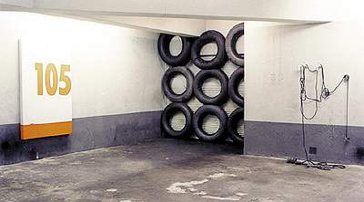 Pascal Pinaud-Cédric Teisseire - La Station -  Art Contemporain - Nice - Starter