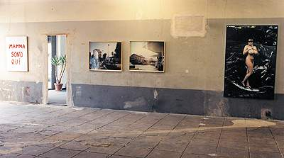 Enzo Barnaba-Bruno Serralongue-BP - La Station -  Art Contemporain - Nice - Starter