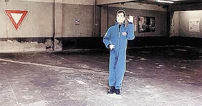 Bertrand Lavier-Philippe Mayaux-Jean-Robert Cutta - La Station -  Art Contemporain - Nice - Starter