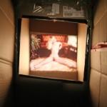 cabine de projection - La Station -  Art Contemporain - Nice - Taupefilm