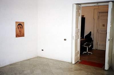 Arnaud Maguet - La Station -  Art Contemporain - Nice - Uomini con baffi in Napoli