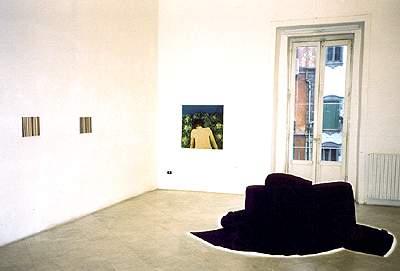 Cédric Teisseire - La Station -  Art Contemporain - Nice - Uomini con baffi in Napoli