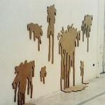 Maxime Matray - La Station -  Art Contemporain - Nice - Uomini con baffi in Napoli