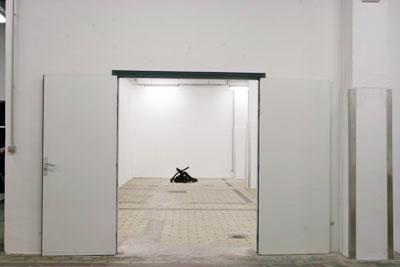 Dominique Ghesquière - Feu de bois, 2010 - La Station -  Art Contemporain - Nice - Dominique Ghesquière / Éditions P