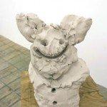 Armen Eloyan - Dear Sara, dear Armen, (Devil) - La Station -  Art Contemporain - Nice - Cas de figures