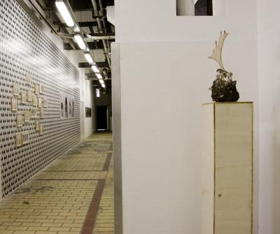 Ingrid Luche - La Station -  Art Contemporain - Nice - Écotone