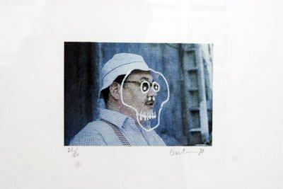 Erik Dietman - Le Frère, 1998 - La Station -  Art Contemporain - Nice - My eyes keep me in trouble