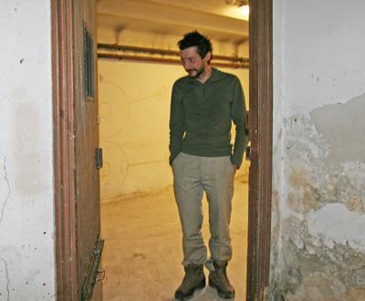 Laurent Tixador - La sortie - La Station -  Art Contemporain - Nice - La Grande Symbiose II