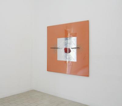 Dominique Figarella - Unlock 2, 2000  - La Station -  Art Contemporain - Nice - Dominique Figarella