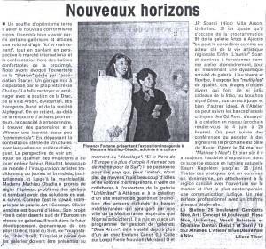 03-05-1996 La Tribune