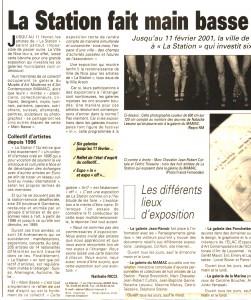 11 Novembre 2000 Nice-matin-2
