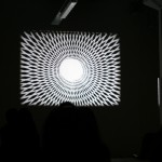 projection en 16 mm / Fischinger plateforme connexe art contemporain nice