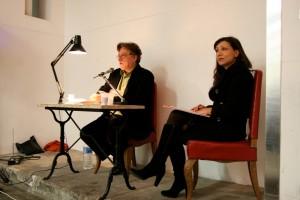 lecture de Joseph Mouton et Cécile Mainardi