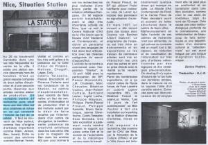 Printemps 1998 Art Jonction