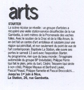 Avril 1996 Les Inrockuptibles