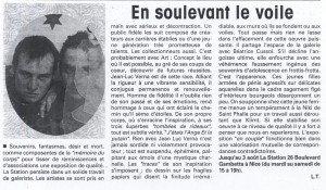 Juillet 1996 La Tribune