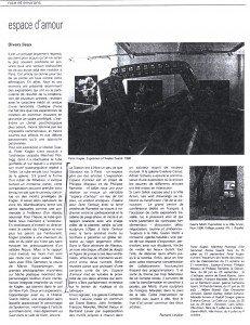 Novembre 1998 Art Press