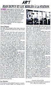 Décembre 1997 L'étandard côte-d'azur
