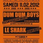 Dum Dum Boys - Le Shark - La Station - Art Contemporain - Nice Côte d'Azur