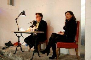 lecture de Joseph Mouton et Cécile Mainardi  plateforme connexe