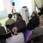 présentation de Pierre Le Pillouër et du webmaster Emmanuel Olégine sitaudis la station