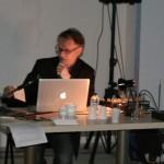 lecture d'Eric Houser sitaudis la station