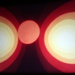 art contemporain nice Films 16 mm abstrait