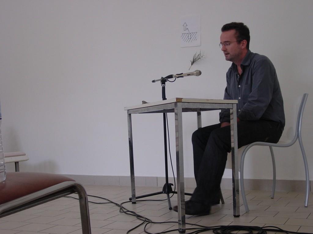 lecture de David Lespiau bascule oratoire printemps des poètes