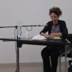 lecture de Sabine Macher bascule oratoire printemps des poètes