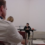 lecture d'Anne Parian Bascule oratoire printemps des poètes