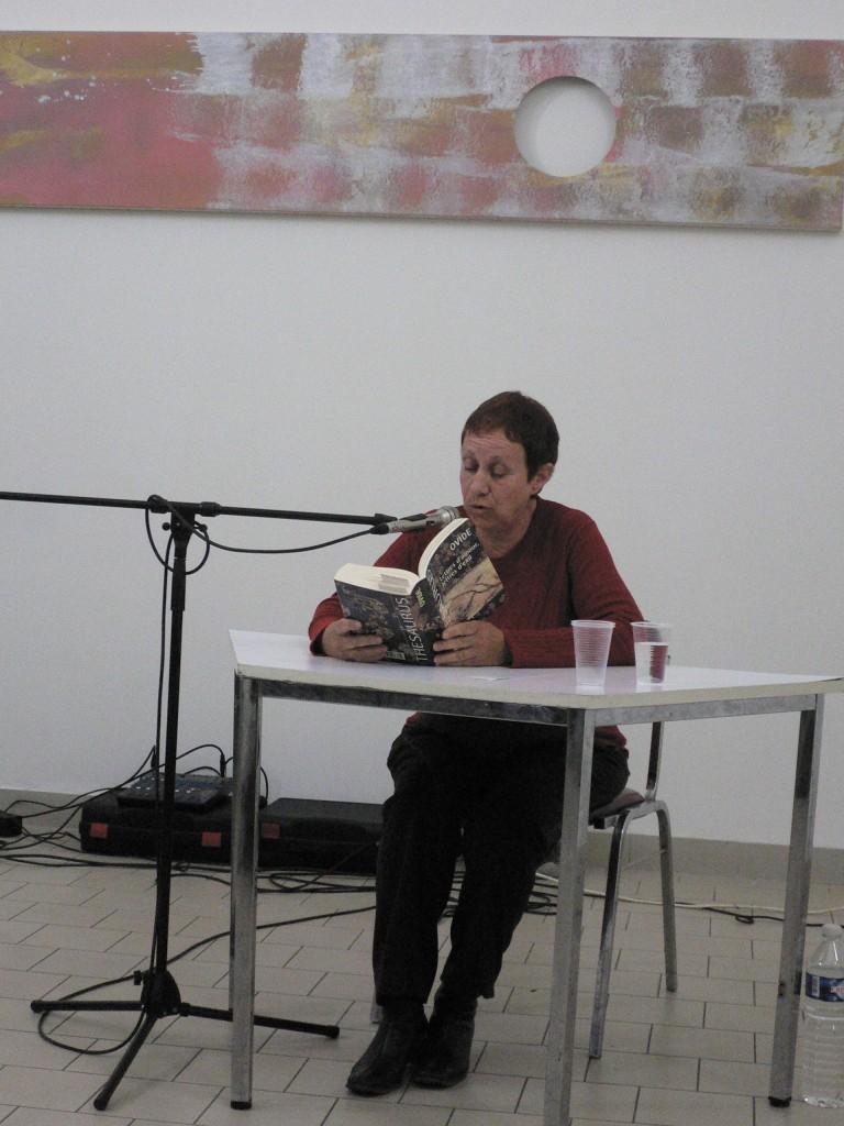 Danièle Robert Bascule Oratoire printemps des poètes art contemporain nice