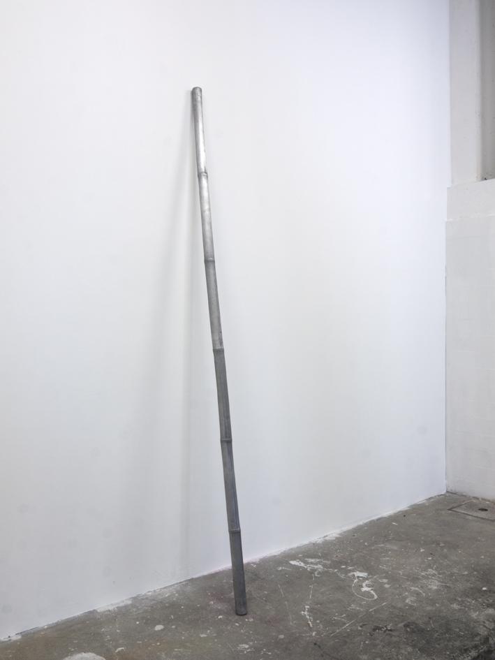 216 cm of something, 2007 art contemporain nice la station kristof kintera