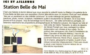 02 Mars 2005 Marseille-hebdo