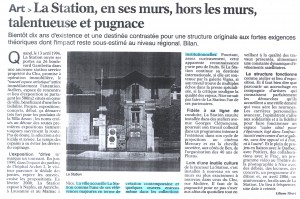 Août 2005 La Tribune-bulletin
