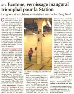 16-10-2009 La Tribune