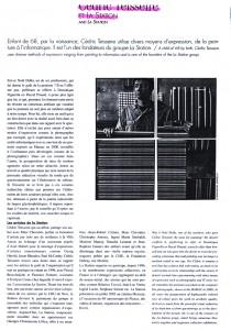juin 2003 Côte magazine