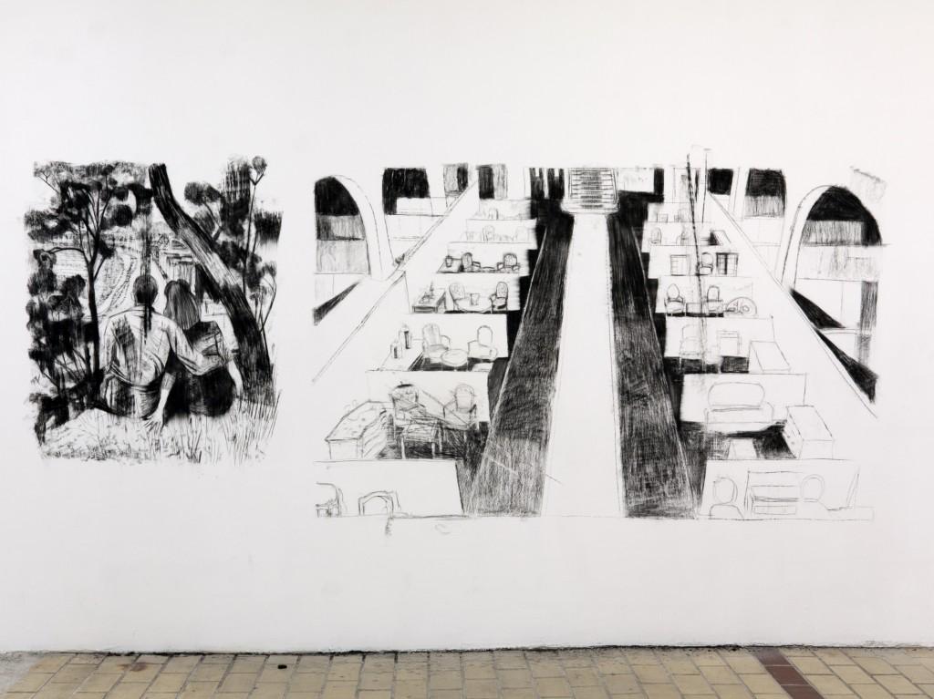 Marc Bauer art contemporain la station nice